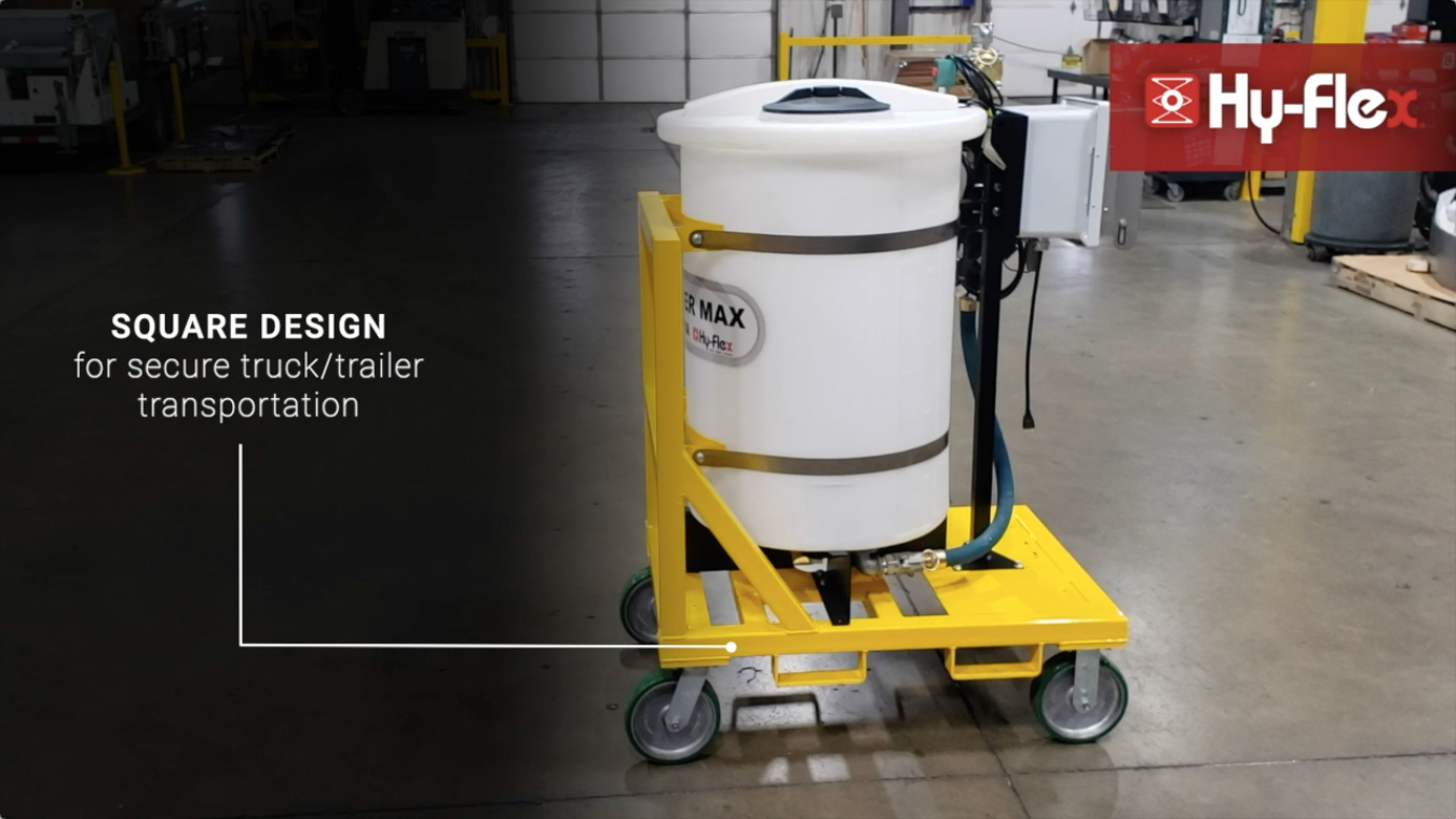 Water Delivery System WaterMax